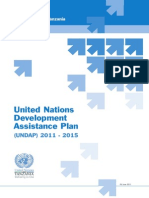 United Nations Development Assistance Plan July 2011-June 2015