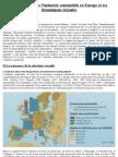La géographie de l'industrie automobile en Europe et ses dynamiques récentes