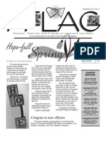 Pflag Newsletter April 2010