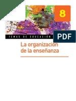 Organización de La Enseñanza