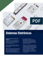 Catálogo de Reatores Eletrônicos - Osram
