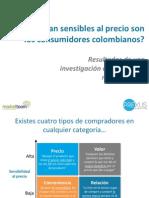 PREXUS MarketTeam Estudio Precio en Colombia