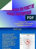 Endometrioz - refacut conferentiar