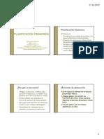 Unidad IV. Planificación Económica Financiera (4 x Pag)