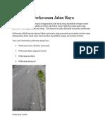 Konstruksi Perkerasan Jalan Raya