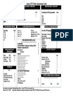 Autar Dvt Risk Assessment Scale