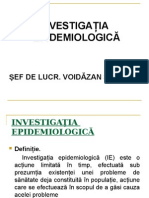 INVESTIGATIA-EPIDEMIOLOGICA