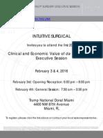 Feb 3rd_4th Exec Session Formal Invite & Agenda