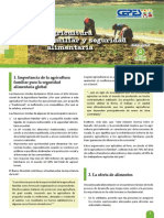 Agricultura familiar y seguridad alimentaria - BOLETÍN N° 2