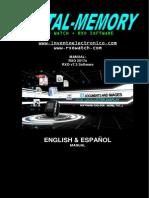 INSTRUCCIONES V7.3 2017s English Spanish