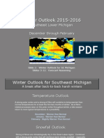 National Weather Service Winter Outlook 2015-16