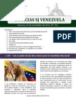 Noticias SJ Nº 761