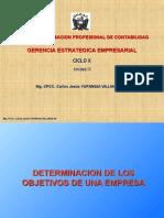 joxe qp 6_s1f_determinacion de Los Objetivos de Una Empresa