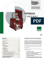 Manual Defensas Maquinas