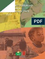 Caderno Legislativo Da Crianca e Adol 2015