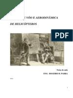 Teoria de Vóo Dos Helicopteros