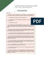 Atualzacao Da Consttuao Federal Para Concursos 6 Edcao Drley Da Cunha Junor e Marcelo Novelno