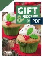 Gift & Recipe Guide 2015