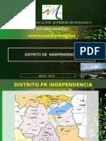 Distrito de Inependencia