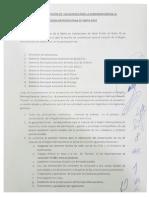 Acta Conformación Región Metropolitana Santa Cruz