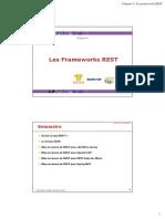 Chap-5. Les Frameworks REST