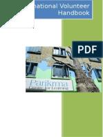 Parikrma Int'l Volunteer Handbook