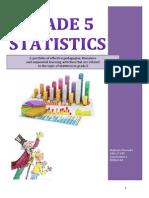 grade 5 statistics