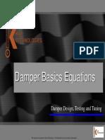 Damper Basics Equations Reeefreence Immp Reeefrence Imp