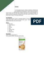 Productos Nutricion Basica Herbalife