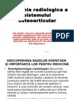Anatomia Radiologica a Oaselor