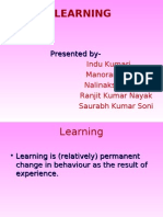 Learning ppt