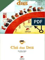 Livro Chá Das Dez Ok
