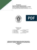 Proposal Evaluasi Perencanaan LP2B