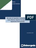Aspectos Conceptuales Del Mercado Electrico