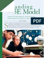 7E Model by Eisenkraft