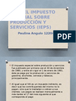 exposicion IEPS