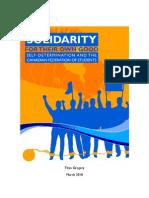 Solidarity Paper