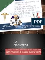 tratados y limites fronterizos del peru