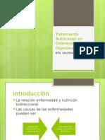 Tratamiento Nutricional en Enfermedades Digestivas