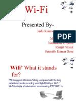 Wi-Fi ppt