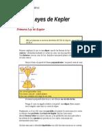 Leyes Kepler