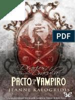Pacto Con El Vampiro de Jeanne Kalogridis r1.0