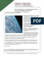 Noticia - Debido a  la disminución del fitoplancton trropical - Correo del Orinoco.pdf