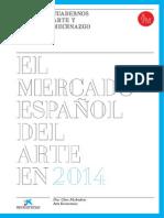 El Mercado Espa Ol Del en 2014 Arte y Mecenazgo Clare McAndrew