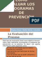 Cómo evaluar los programas de Prevención.pptx