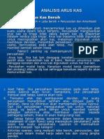 AIK - -BAB 8-Analisis Arus Kas