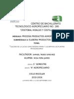 Centro de Bachillerato Tecnológico Agropecuario No