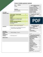 Contoh Rancangan Pengajaran Tahunan Kimia 2014