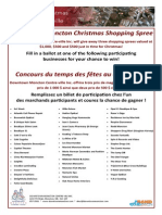 Poster Participating Merchants 2015