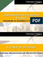 NIIF (Introducción)